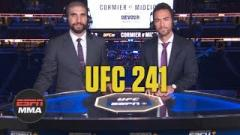 What the hell happened at UFC 241?!