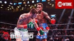 Jermall Charlo Stops Dennis Hogan To Retain The WBC Middleweight Title