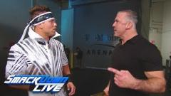 US Title Bout, Joe vs. Hardy, And Shane McMahon On Miz TV Set For Christmas Episode Of SmackDown
