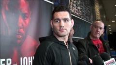Report: Chris Weidman vs. Dominick Reyes Headlines UFC Fight Night Boston