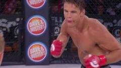 Report: Derek Anderson Injured, Off Bellator London