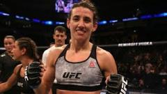 Report: Carla Esparza vs. Marina Rodriguez Off July 15 UFC Card Due To Positive Coronavirus Test