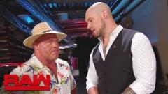 Kurt Angle Chooses Baron Corbin As His Farewell Match Opponent For WrestleMania 35