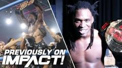 Tommy Dreamer Reveals IMPACT Shot Two Celebrations For Rich Swann's World Title Win