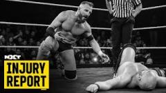 Bobby Fish & Wesley Blake Listed On NXT Injury Report