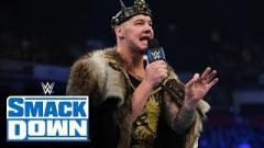 King Corbin Recalls How Calling Himself An 'Athlete' During His WWE Tryout Got Him In Trouble