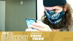 Watch: UFC 251 Embedded: Vlog Series - Episode 1