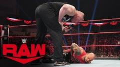 Brock Lesnar Takes Out Ricochet, 3 Brands Set For Royal Rumble Matches | Post-Raw Fight-Size Update