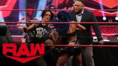 WWE Raw 7/6/20 Results: Champion vs. Champion, Several Returns & A New US Title Belt Is Revealed