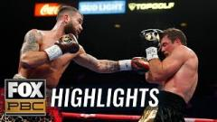 Caleb Plant vs. Mike Lee Averages 923,000 Viewers For Entire FOX Broadcast