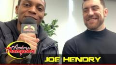 Joe Hendry Talks Feeling Respected In ROH And Staying In Contact With Kurt Angle