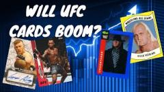 UFC Names Panini America As Their Global Trading Card Partner