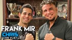 Frank Mir Was Mad CM Punk Made MMA Debut In UFC, Doesn't Want To Use His Name Value In Wrestling