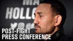 Video: UFC Fight Island 7 Post-Fight Press Conference Live Stream