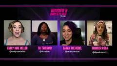 Thunder Rosa Discusses Revamped Mission Pro Wrestling, Training School With Jazz