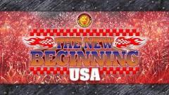 NJPW New Beginning USA Day Three Results (1/27) From Durham: Tanahashi, Jeff Cobb, TJP, More