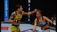 Jessica Andrade vs. Rose Namajunas II Slated For UFC 249