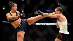 Report: Maycee Barber Suffers Complete ACL Tear At UFC 246, Could Be Out For Nine Months
