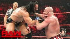 Kurt Angle Insisted That He Tap Out To Drew McIntyre This Past November On WWE RAW