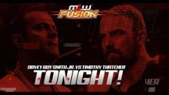 Timothy Thatcher and Davey Boy Smith Jr. go to war on MLW Fusion episode 69