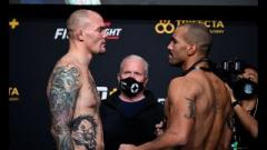 UFC Vegas 15 Video Highlights: Anthony Smith Taps Devin Clark