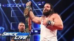 Elias Feels He Would Make For A 'Fun' Intercontinental Champion