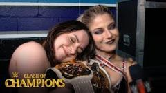 Alexa Bliss And Nikki Cross Want To Face The IIconics Once More