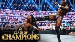 WWE Clash Of Champions 2020: US Title - Apollo Crews vs. Bobby Lashley Result