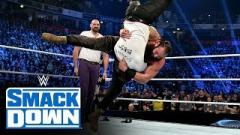 Tyson Fury & Braun Strowman Beat Up B-Team On WWE SmackDown