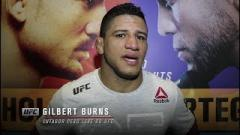 Report: Gilbert Burns Steps In At UFC Fight Night Copenhagen