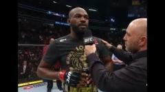 Jon Jones Accuses Dominick Reyes Of Showing Fake Respect