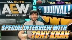 Tony Khan Confirms AEW Trading Cards Are Coming, Did Have His Head Scanned For Potential Figure