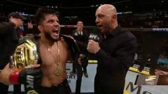 Henry Cejudo Called Out By ESPN Reporter For Allegedly Using Racist Term