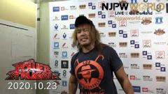 NJPW Road To Power Struggle Night 2 Results (10/24): SANADA And Tetsuya Naito Team In The Main Event