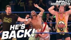 Rob Van Dam, Tommy Dreamer, & Sabu Battle Moose & The North On 5/31 IMPACT Wrestling