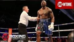 Dillian Whyte To Face Oscar Rivas On July 20