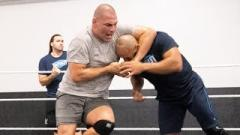 Cain Velasquez Back At WWE Performance Center, Cody Deletes Court Tweet | Fight-Size Update