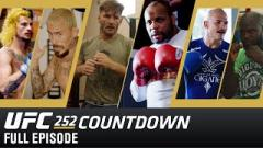 Watch: UFC 252 Countdown: Full Episode
