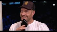 Tyson Fury Reveals He Suggested Facing Jarrell Miller, Hopes To Fight A 'Well Known' American Next
