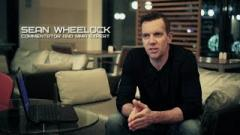 Sean Wheelock Providing Commentary On Adult Website
