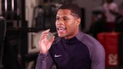 Devin Haney Knocks Out Antonio Moran On DAZN Debut; Filip Hrgovic, Michael Hunter Also Get KO Wins