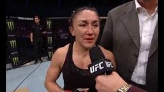 Report: Carla Esparza vs. Marina Rodriguez Rebooked For UFC Fight Night: Whittaker vs. Till