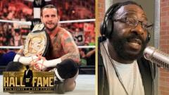 Booker T Calls CM Punk's Return To The Squared Circle 'Inevitable' After WWE Backstage Appearance