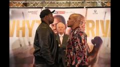 Eddie Hearn Says Whyte vs. Rivas Will Be For Interim WBC Heavyweight Title