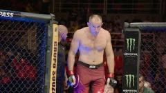 UFC Fight Night St. Petersburg Medical Suspensions