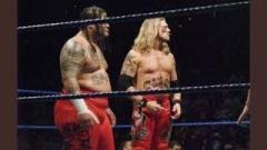 Edge Remembers Dressing Up As Umaga, Surprising Him, And Raking Hurricane's Back For A Whole Match