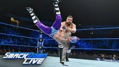Rey Mysterio vs. Andrade In 2-Out-Of-3 Falls Match, Samoa Joe vs. Mustafa Ali Set For SmackDown Live