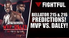 Bellator 216 Weigh-In Results, All Fighters On Point