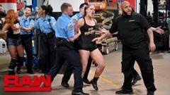Ronda Rousey's 2019 WWE Raw 'Arrest' Mentioned In COVID-19 Government Ad Campaign Document