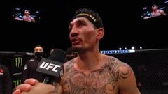 Max Holloway Does To Calvin Kattar What He Did To Brian Ortega: UFC Fight Island 7 Video Highlights